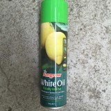 Insecticide Clear  White Oil Aerosol 350g 82140 pk1