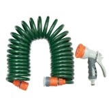 Hose Spiral  7.5m with Handspray 1011560 pk1