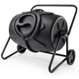 Compost Bin Tumbler 190L with Wheels TC-9487 pk1