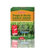 Lawn Seed Tough and Hardy 500g 90015 pk1