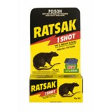Pesticide Ratsak One Shot 50g pk1