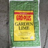 Soil Conditioner Garden Lime 3kg pk1