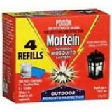 Insecticide Mosquito Outdoor Refill Lantern 59178 pk4