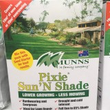 Lawn Seed Sun and Shade Pixie 400g pk1