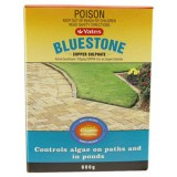 Soil Conditioner Blustone Copper Sulphate 600g pk1