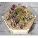 Garden Bed Raised AddaGarden FH215212 pk1