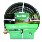 Hose Fitted 12mmx30m Black Gold GH/U25F12030 pk1