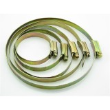 Clamp Hose Stainless Steel 125-146mm pk1