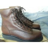 Boot Non Safe DK Brown Size9 pk1