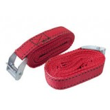 Tie Down Strap 2.5m Red S5/R2.5M pk1