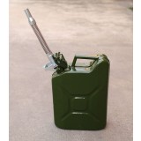 Jerry Can 20L with Nozzle Military Style RV520/03609 pk1