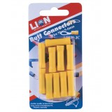 Terminal Butt Connector Yellow LTO39JC pk1