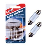 Globe Festoon Side/Tail Light 5w LT039W11 pk2