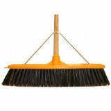 Broom Poly Ind with Q-1167 Handle 450mm Q-45045 pk1