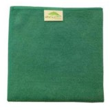 Cloth Microfibre Value Pack of 10 Green MF pk10