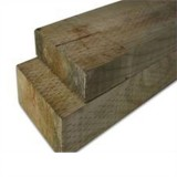 Sleepers CCA 200x100mm H4 2.4lm