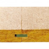 Particle Board Flooring 3600x900x19mm Green T&G pk1