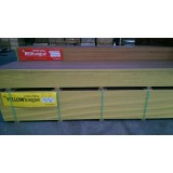 Particle Board Flooring 3600x900x22mm Red T&G pk1