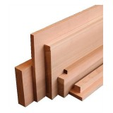 Cedar WRC DAR 100x75mm Kiln Dried Select Grade 1.0lm