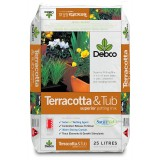 Terracotta and Tub Mix 25L pk1